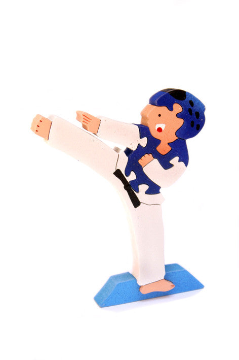 Tae kwon Do Hombre