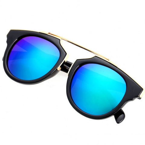 Mirror lens sunnies - Trendfuse