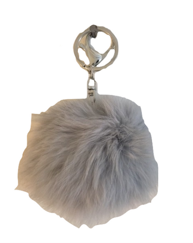 Grey Fur charm - Trendfuse