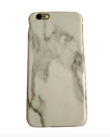 White Marble IPhone 6 Case - Trendfuse