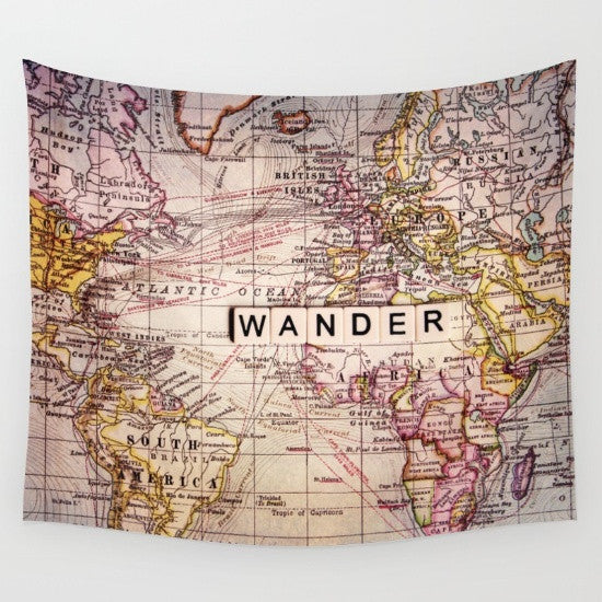 Wall Hanging - Wander.
