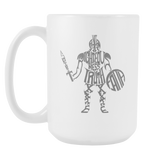 Armor of God 15 oz Mug