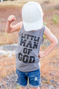 Little Man of God Tank