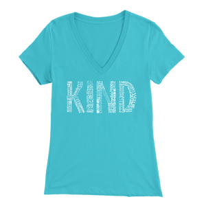 KIND Adult v-neck
