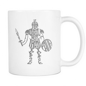 Armor of God 11 oz Mug