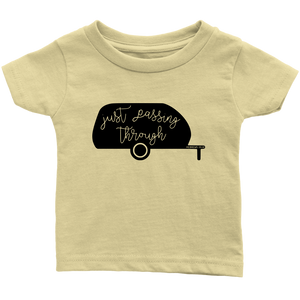 Just Passing Through Kids Tee/Onesie