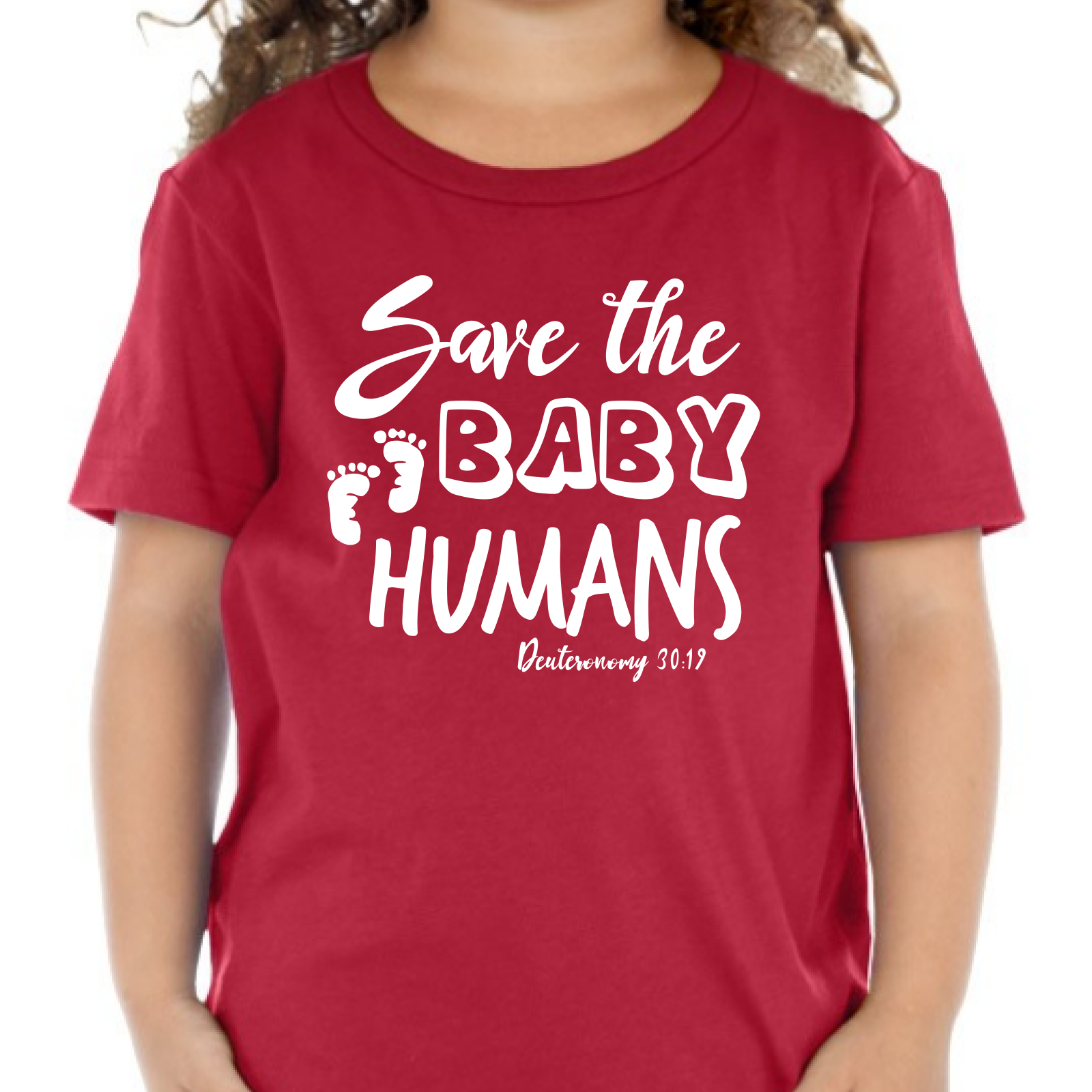 Save the Baby Humans Tee