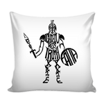 Armor of God Pillow Cover