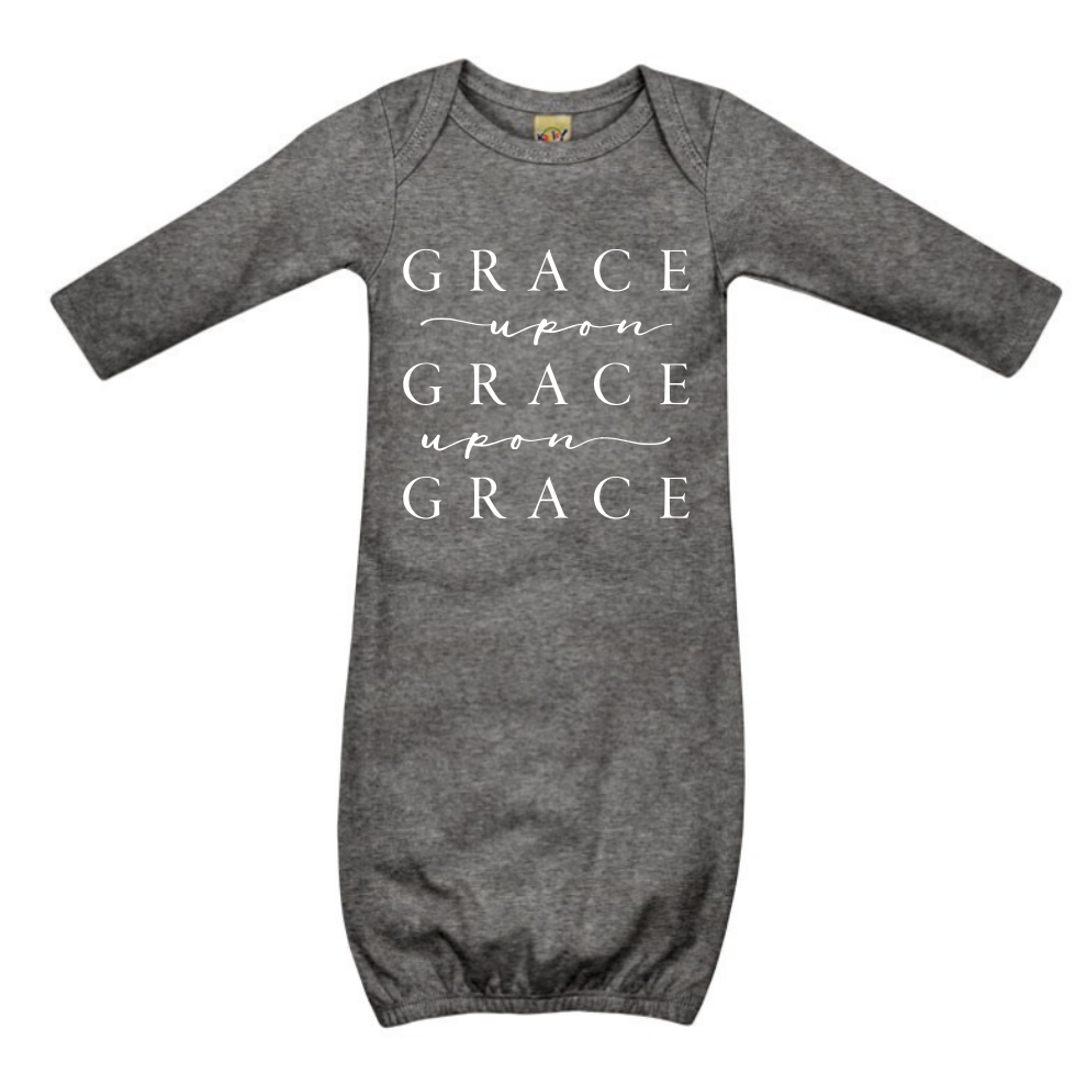 Grace Upon Grace Upon Grace Gown