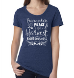 Seeds of Peace Ladies Tee