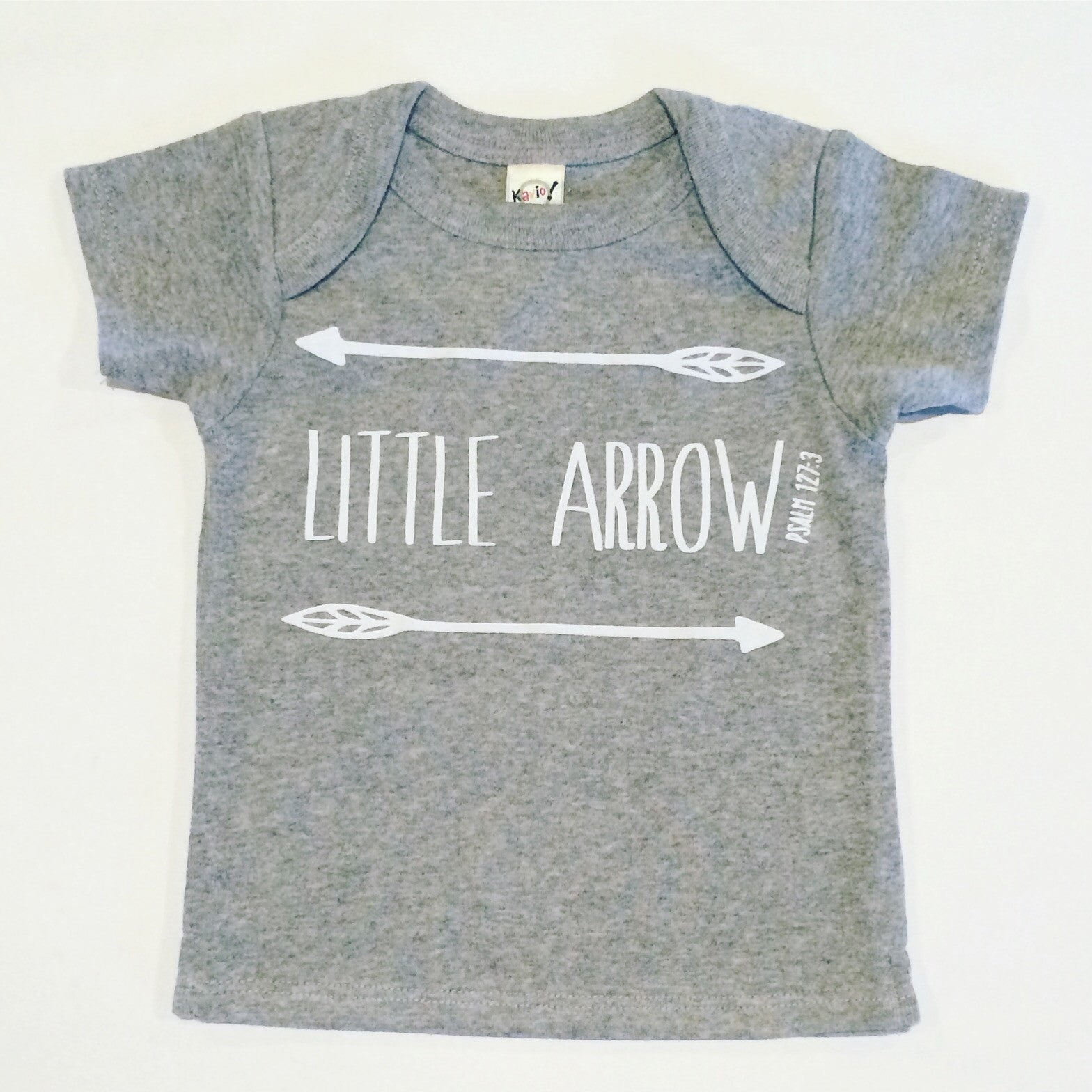 Little Arrow Infant Lap Tee