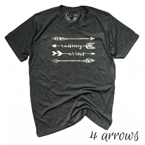 Raising Arrows Unisex Tee - Customizable