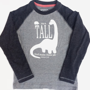 Tiny & Tall Raglan