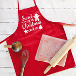 Sweet as a Christmas Cookie Apron