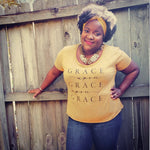 Grace Upon Grace Scoop Neck Tee