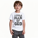 Little Man of God Tee