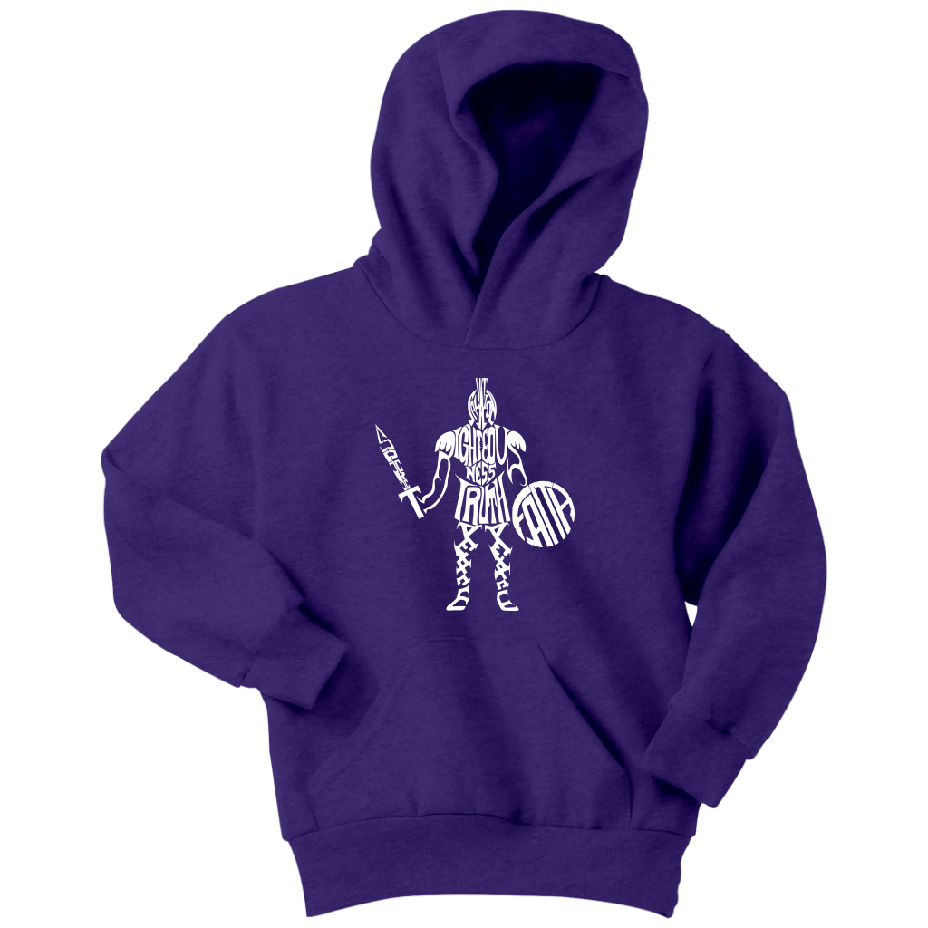 Armor of God Kids Sweatshirt