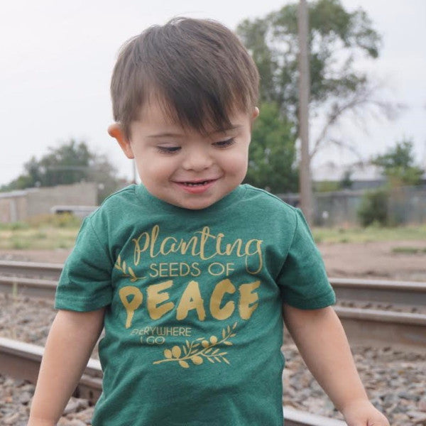 Seeds of Peace Kids Tee