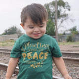 Seeds of Peace Kids Tee - Colors