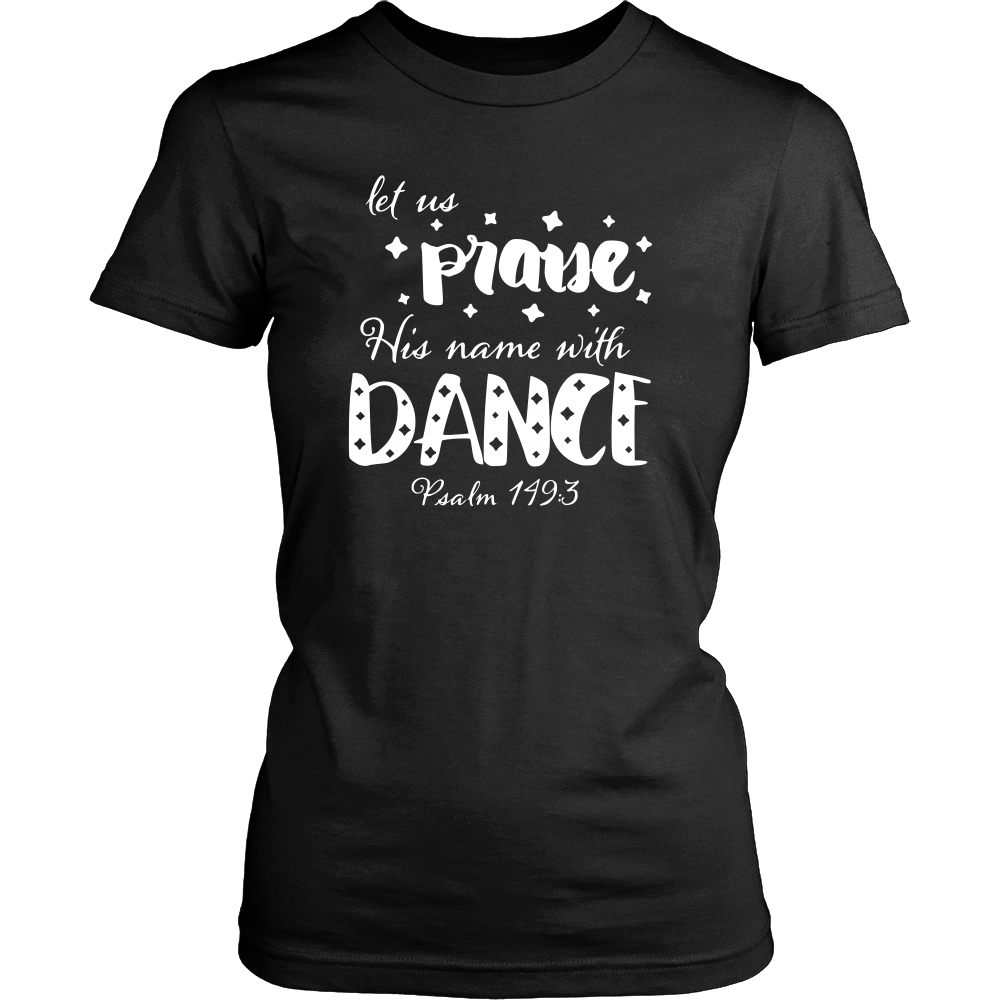 Ladies Dance Tee/Tank