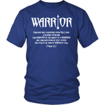 Mens Warrior Tee