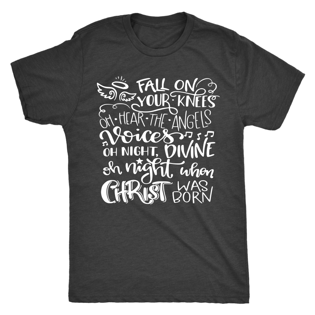 Oh Night Divine Unisex Tee