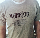 warrior,father,dad,Psalm,127,arrow,sons,children,bless