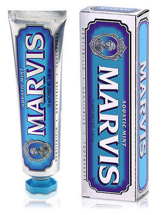 Marvis | Aquatic Mint Toothpaste - Decker and Lee