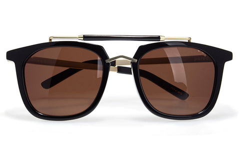 PARED Eyewear Camels & Karavans Black & Gold
