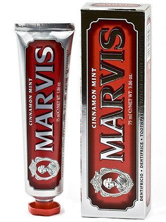 Marvis | Cinnamon Mint Toothpaste - Decker and Lee