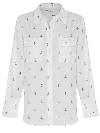 Equipment | Slim Signature Anchor Print - Decker and Lee - 1