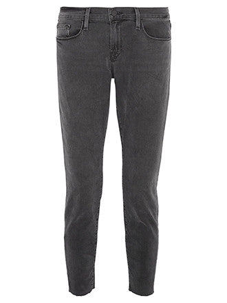 FRAME | Le Garcon Boyfriend Jean in Fade to Grey
