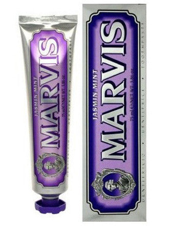 Marvis | Jasmine Mint Toothpaste - Decker and Lee