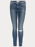 Frame Denim Le High Skinny Jeans Forrest
