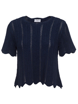 Frame Denim | Le Crochet Top - Decker and Lee - 1