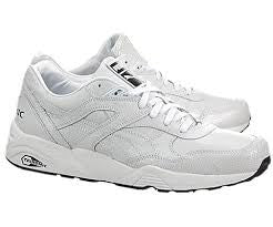 PUMA Trinomic all white Men's sneaker