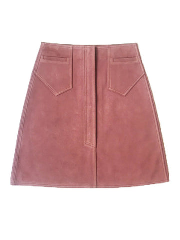 "M.i.H Jeans | ""Coda"" Suede Skirt"
