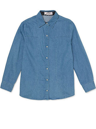 Ryder | Sadie Denim Shirt - Decker and Lee