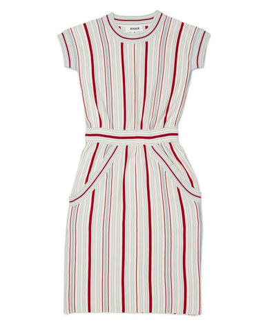 RYDER | Ariznoa Stripe Long Dress Multi