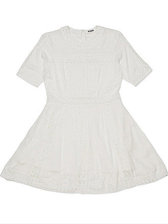RYDER | Camille Lace Dress White