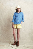 RYDER Sadie Denim Shirt