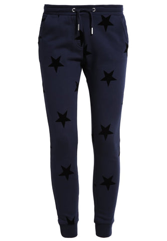 Zoe Karssen Stars All Over Slim Fit Sweatpants