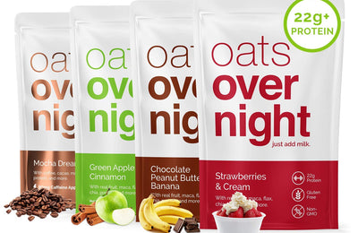 Why Choose Quick Oats?