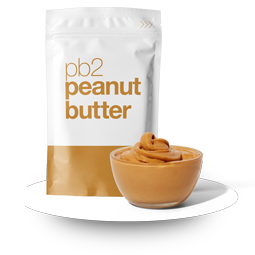 PB2 Peanut Butter in Overnight Oats Prepackaged Meals