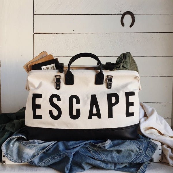 Escape bag by Forestbound
