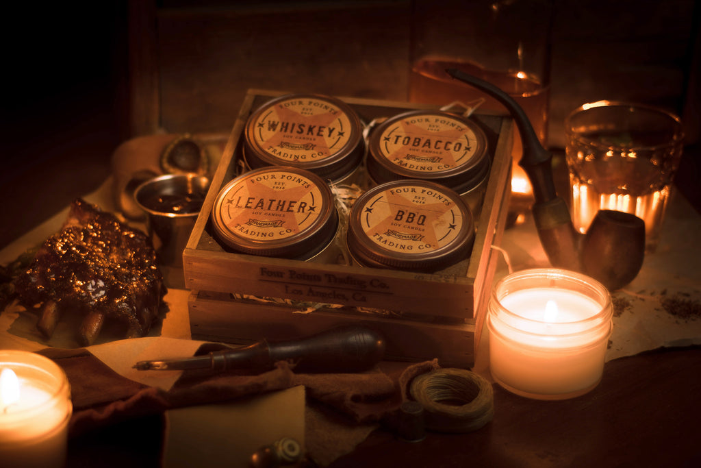 Four Points Trading Co Candles