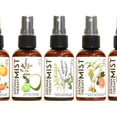Aromatherapy Mist - Travel Size \\ The Grapeseed Company