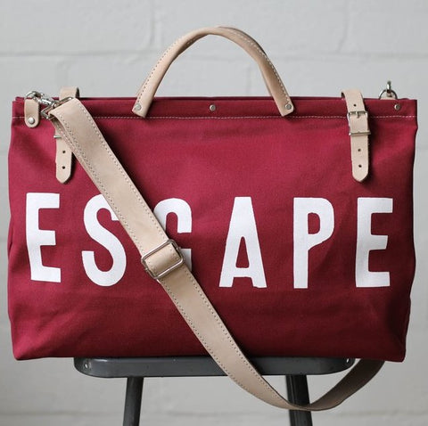ESCAPE bag Cranberry - Limited Edition!