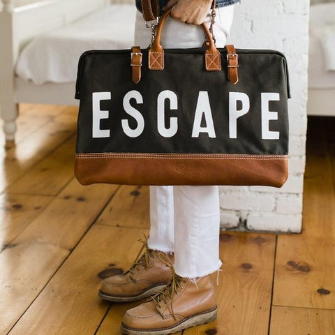 Copy of ESCAPE traveler in Ivory