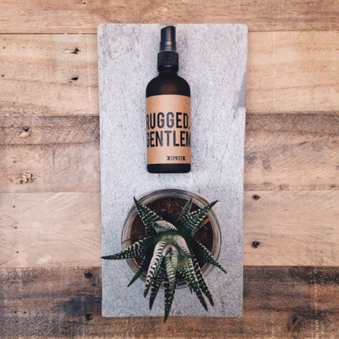 Rugged Gentlemen Aromatherapy Spray {Happy Spritz}
